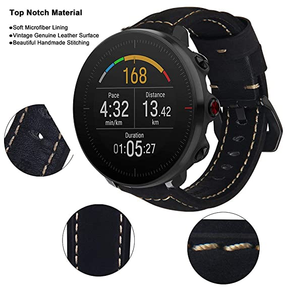 Amazon.com: for Polar Vantage M Band, Lamshaw Premium ...