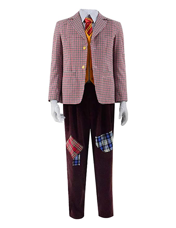 Amazon.com: Chong Sheng – Disfraz de caballero Joker para ...