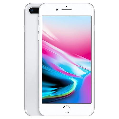 Apple iPhone 8 Plus – Smartphone de 5.5″ (64 GB) plata