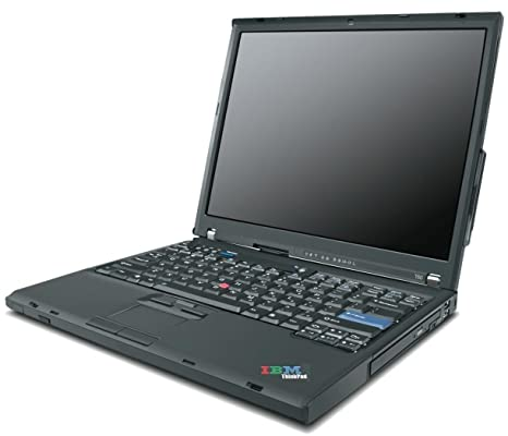 IBM LENOVO T60 Intel Core Duo T2300 1,66 gHz RAM: 2 GB disco duro: 60