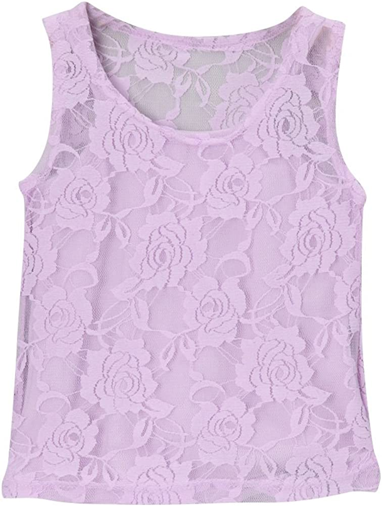 Girls Lace Tank /& Camisole 2-Pack Gift Set Choose Color and Size