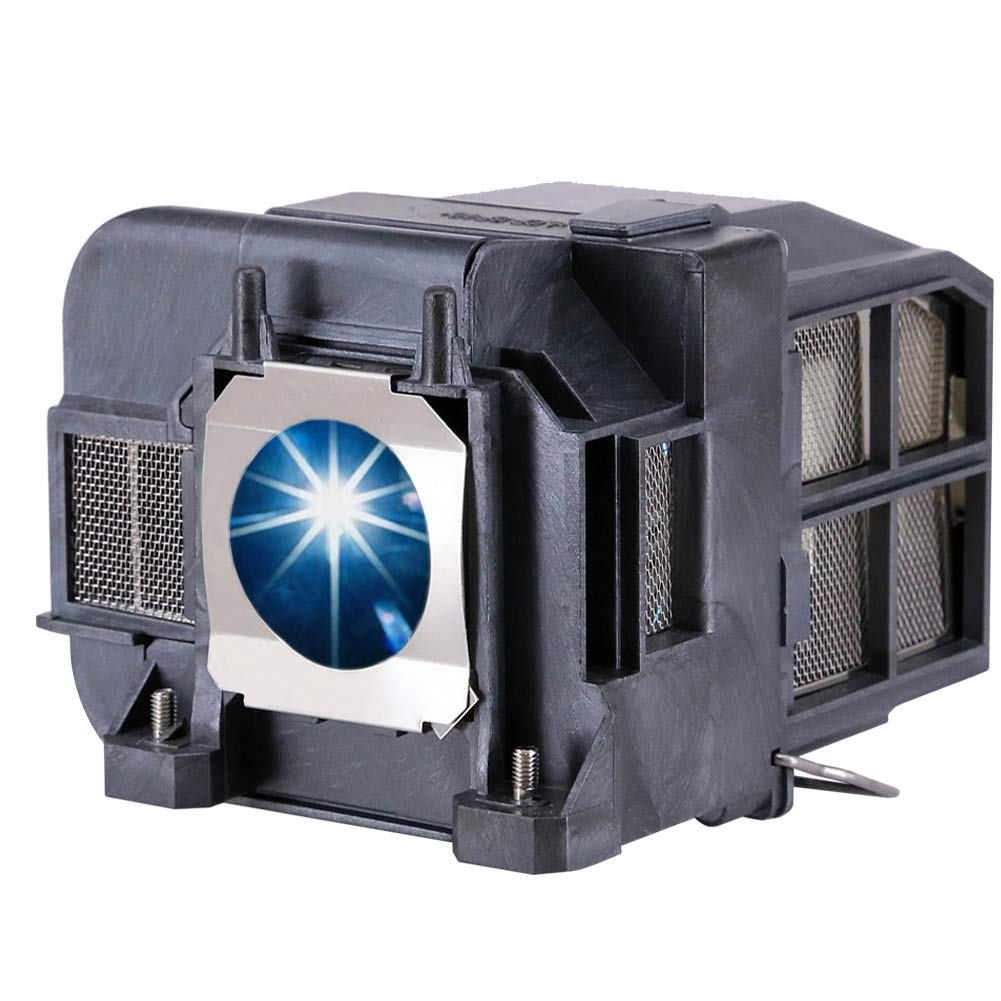EWO'S ELP77 Replacement Projector Lamp for ELPLP77 Epson Powerlite 1975W 1980WU 1985WU 4650 4750W 4770W 4855WU G5910 HC 1440 PC 1985 EB-1970W 4550 4855WU 4950WU 4955WU Lamp Bulb Replacement by EWO'S