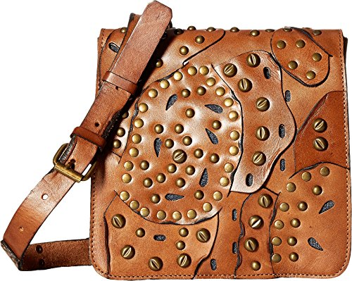 Patricia Nash Women's Granada Crossbody Tan 1 Crossbody Bag