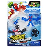 Marvel Avengers Super Hero Mashers Spider Man 2099 and Venom Action Figure
