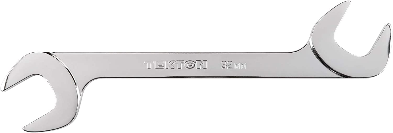 TEKTON 15 mm Angle Head Open End Wrench WAE84015