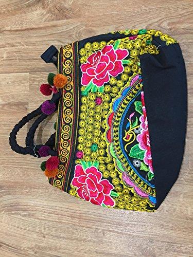 Unknown - Borse a spalla Donna Bambina Style (B)