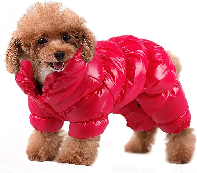 PET ARTIST Winter Puppy Dog Coats