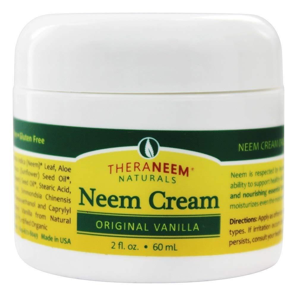 TheraNeem Cream - Original Organix South 2 oz Cream Vanilla OSNC2OZ