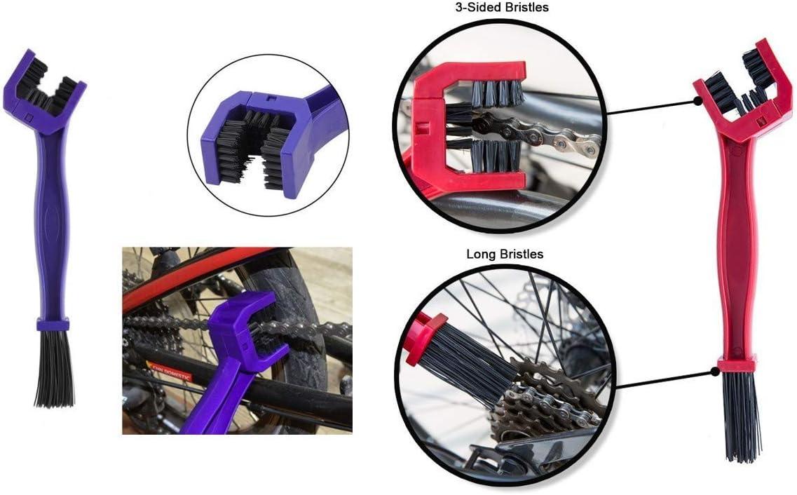 Grand Pitstop - Cepillo de limpieza para cadenas de bicicleta ...