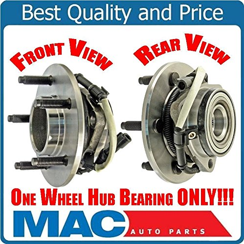(Mac Auto Parts Fits 00-03 Fits for Ford F150 4x4 4 Wheel ABS 100% Torque Tested Frt Hub Bearing Assembly )