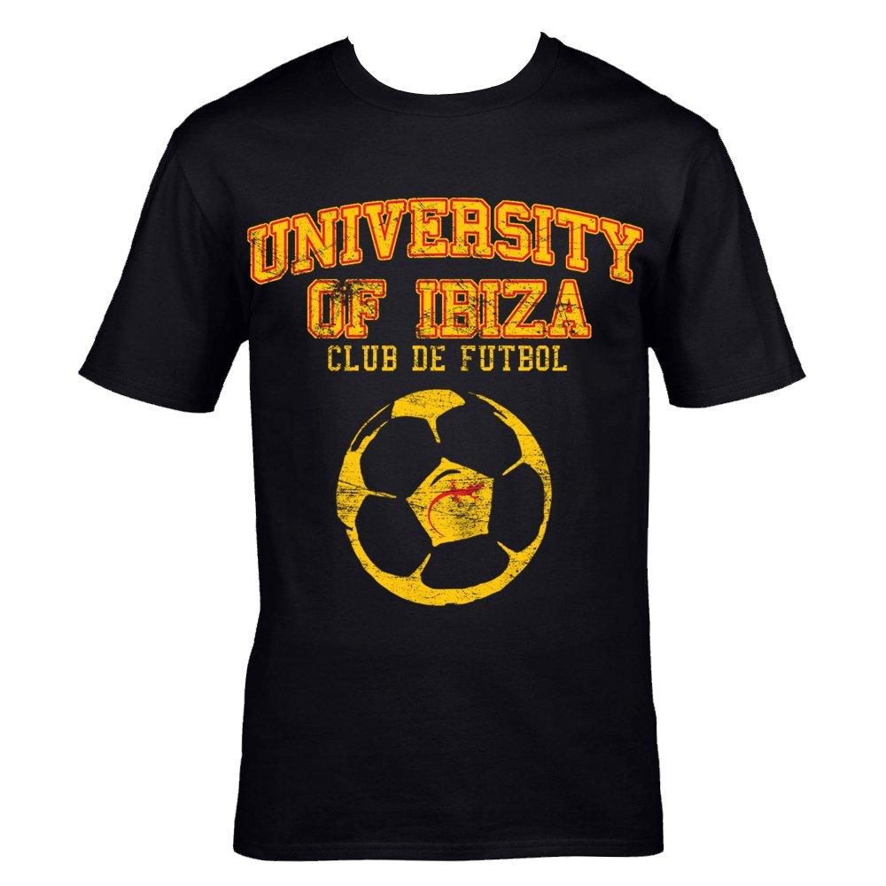 University of Ibiza: Fútbol Camiseta hombre: Amazon.es: Ropa y accesorios