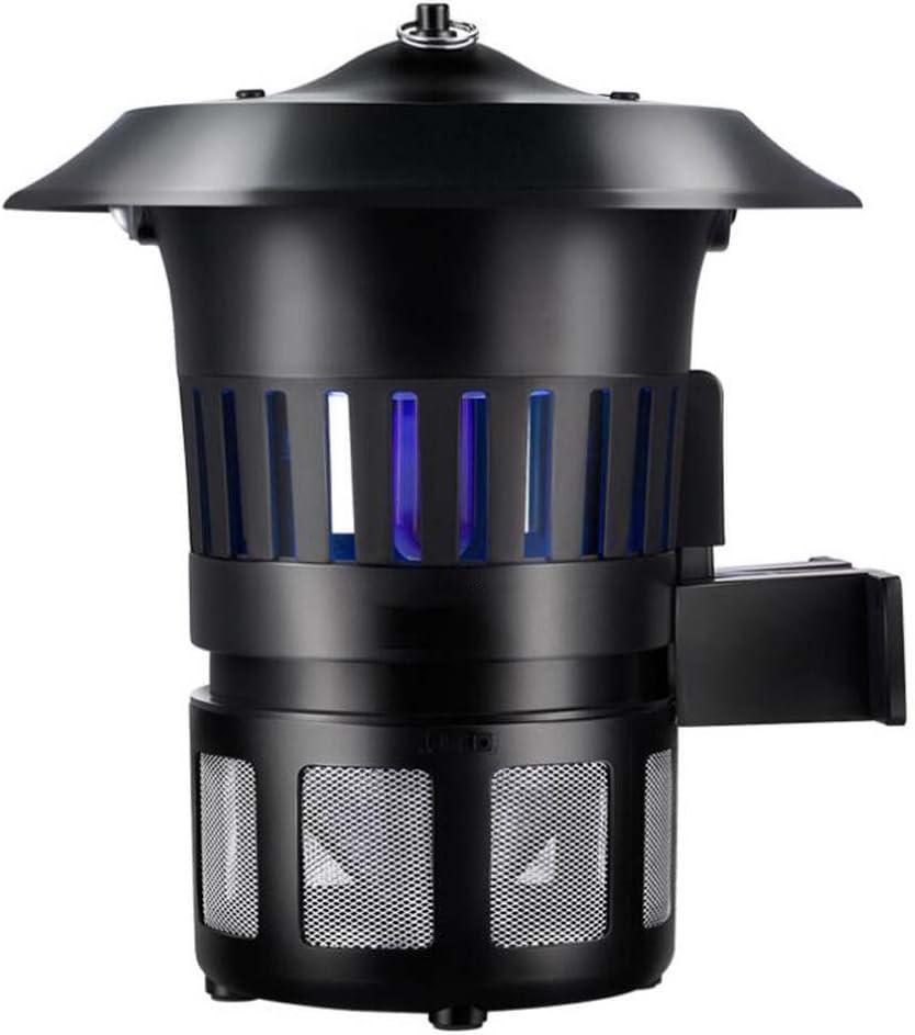 Aspirador de mosquitos a prueba de agua al aire libre, lámpara de ...