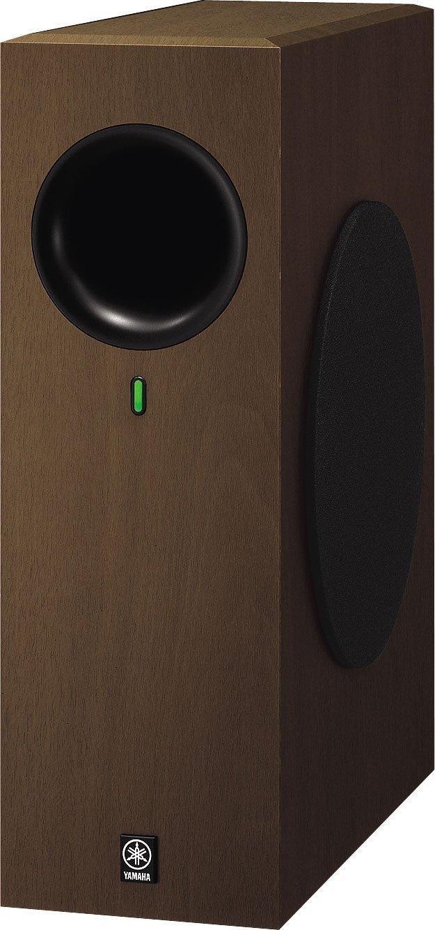 ヤマハ サブウーファー NS-SW210 (1台) 5.1ch サラウンド対応 A-YSTII方式 ブラウンバーチ NS-SW210(MB) B001GQGXXK ブラウンバーチ ブラウンバーチ