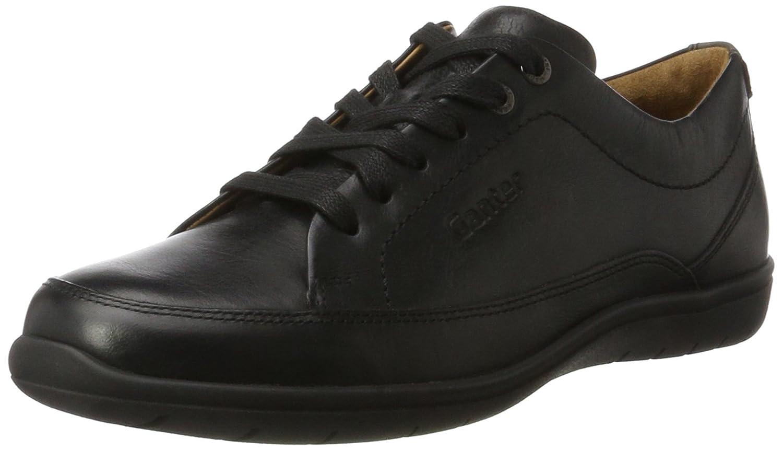 Ganter Gill-g, Zapatos de Cordones Derby para Mujer 42 EU (8UK)|Negro (Schwarz)