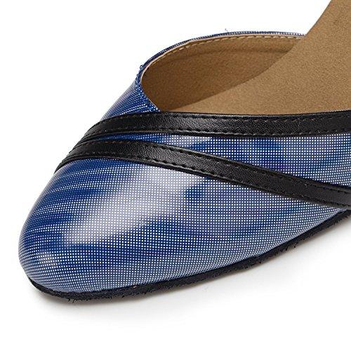 Minitoo de Salle bleu bal femme Bleu ZZPFxrq6w