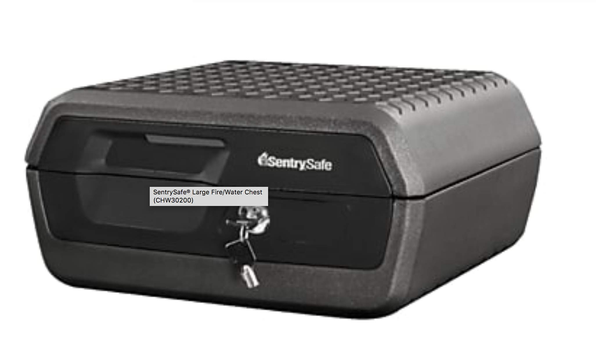 SentrySafe CHW30200 Fire Chests, Safes