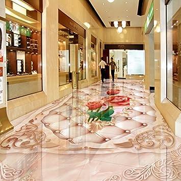 Mbwlkj Foto Boden Europaischen Rose Weiche Bodenbelage 3d Boden