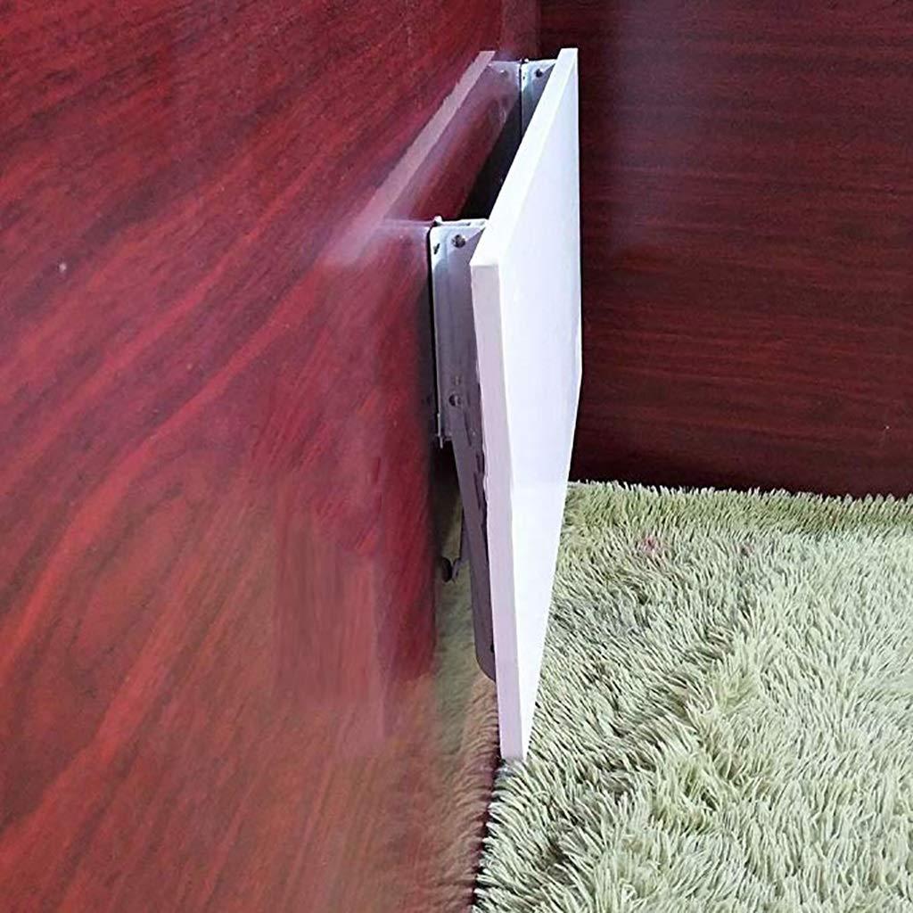 H-zhuoZI Tavolo Caduto sospeso a Parete scrivania scrivania for Bambini Tavolo da Cucina for Computer Size : 50x40cm