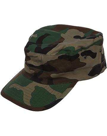 SODIAL(R) Ejercito Militar Urbano Visera Cap Mens Senora Sombrero Camo  camuflaje selva beisbol 44eaca142d8