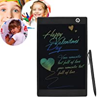 cytop Grafiktabletts Digital Schreibtafel LCD Colorful Writing Tablet 9 Zoll mit Stift farbig Papierlos Wiederverwendbares für Kinder Schule Büro Kritzeln Schreiben Malen Super Geschenk