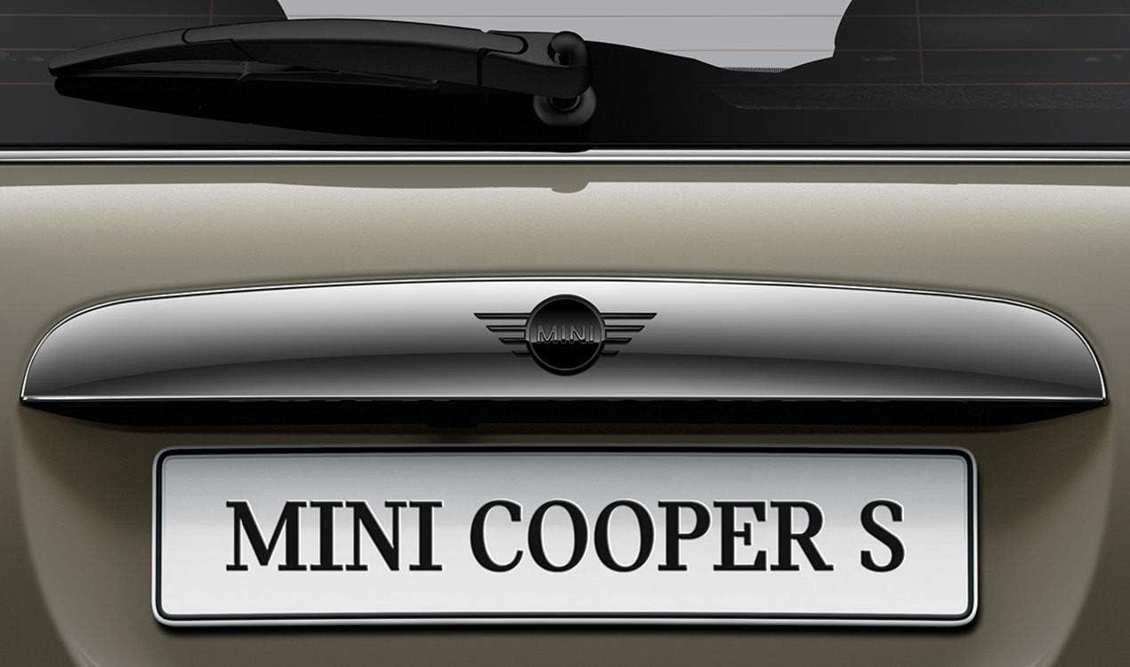 Mini Emblem Hinten Für Den Außenbereich Klavier Schwarz 51142465242 Auto