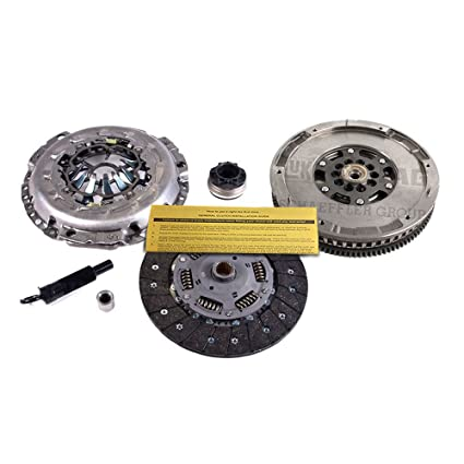 Amazon.com: LUK CLUTCH KIT REPSET & DMF FLYWHEEL 2007-2008 AUDI RS4 4.2L 8CYL: Automotive