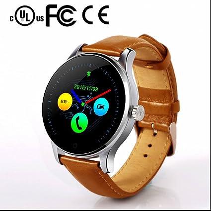 Smartwatch Relojes Deportivo con Notificación de SMS ...