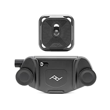 Peak Design Capture Camera Clip v3 (Black) Cameras & Photography at amazon