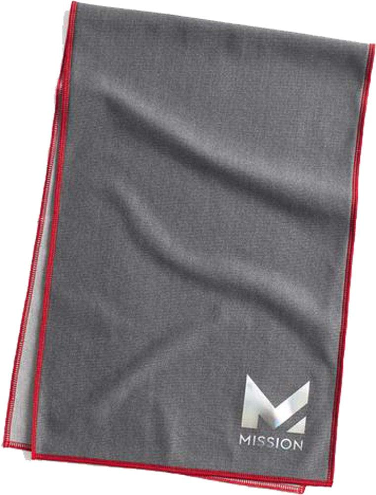 Mission Tech Knit Towel Toalla Hombre