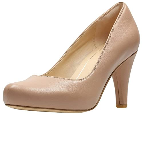 ac5ffcca577d Clarks Dalia Rose Womens Wide Court Shoes  Amazon.co.uk  Shoes   Bags