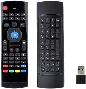 Bestdeal 3 in1 Smart Air ratón con teclado inalámbrico y mando a distancia para Philips 55pfl7007 K/12/47PFL6007 K/12/55PFL8007 K/12/55PFL5507 K/12/46PFL5507 K/12 Smart TV: Amazon.es: Electrónica