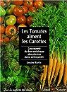 Les tomates aiment les carottes par Riotte