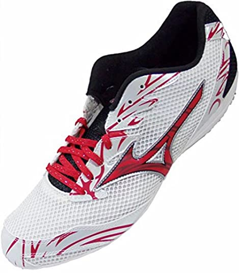 7e90596f8a29 ... ireland mizuno mens tempo ld long distance running spike shoes white  red us 12.5 12.5 48770 ...