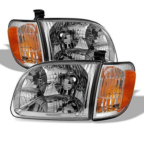 02 toyota tundra headlights - 3
