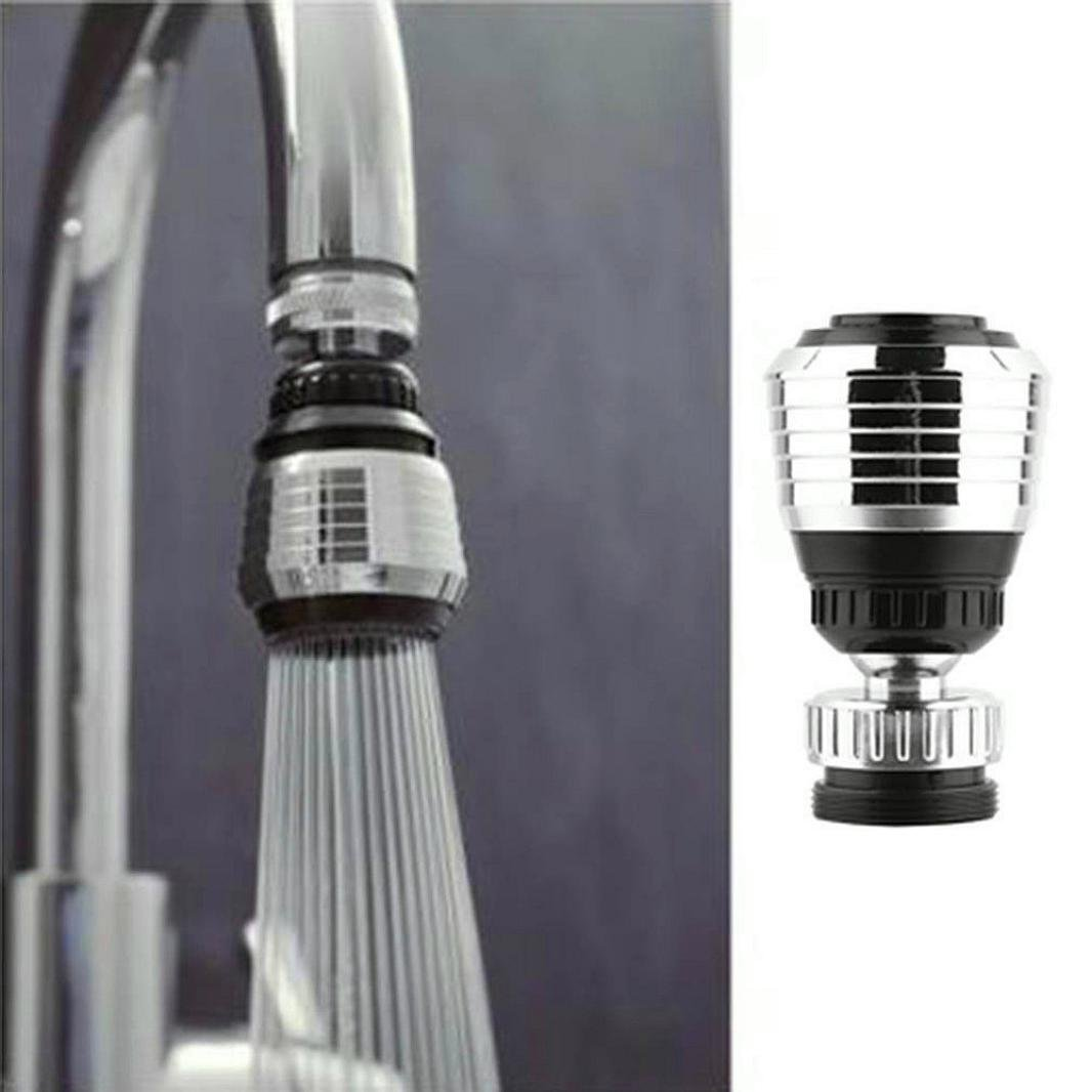 SHJNHAN 360 Rotate Swivel Faucet, Nozzle Torneira Water Filter Adapter Water
