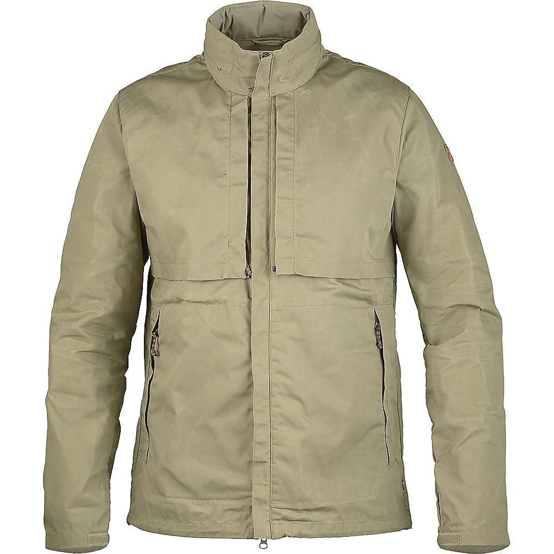 フェールラーベン アウター ジャケットブルゾン Fjallraven Men's Travellers Jacket Savanna [並行輸入品] B078VQB5XC XL