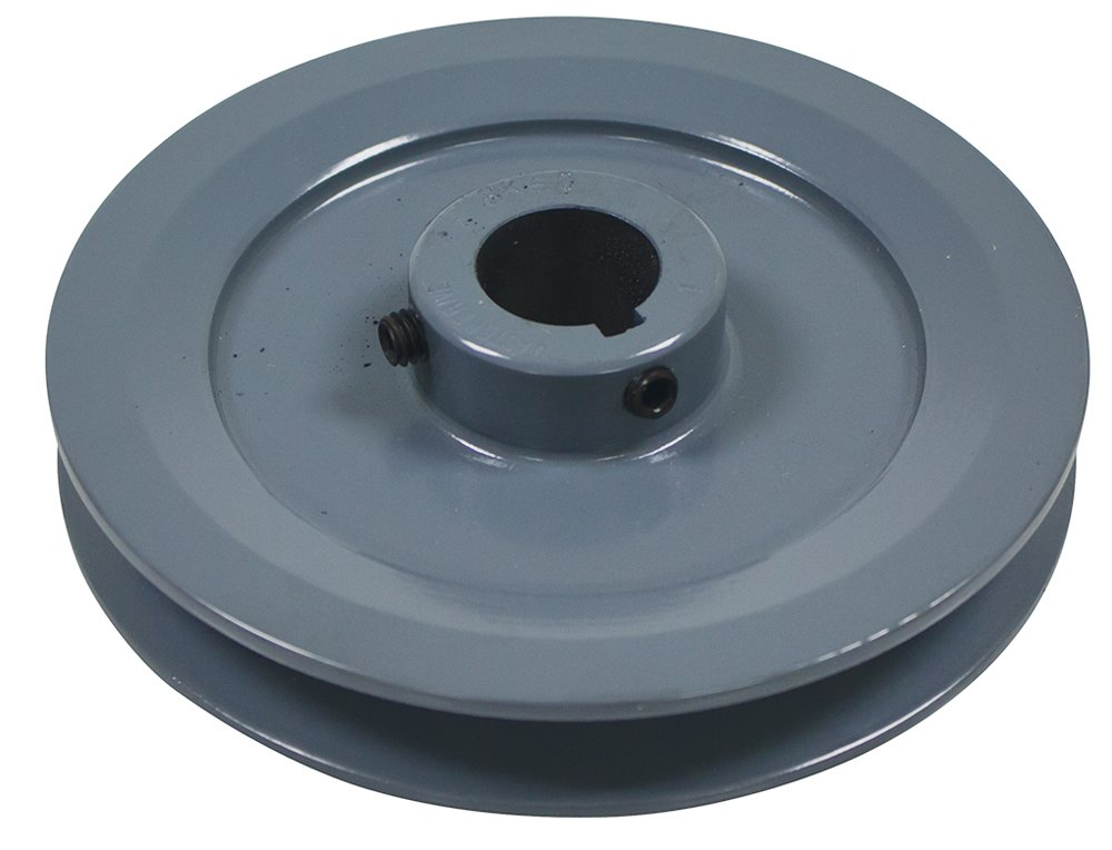 Stens 275-875 Heavy-Duty Cast Iron Pulley, Bobcat 31011B, 5.75 Width by Stens Silver Streak