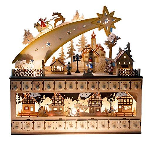 Village Advent Calendar - 2