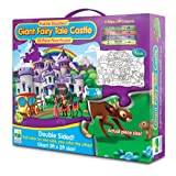 : The Learning Journey Puzzle Doubles! Giant Fairy Tale Castle