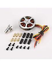 Delicacydex Motores sin Cepillo de Aluminio del Alto par de OCDAY 110g 5010 360KV para ZD550 ZD850 RC Multicopter Quadcopter