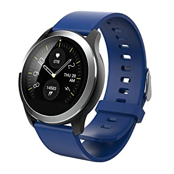 Relojes Inteligentes Smart Watch Hombres Ip68 Agua De Corazón Tasa ...