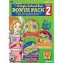 Magic School Bus 3-CD Pack Volume 2