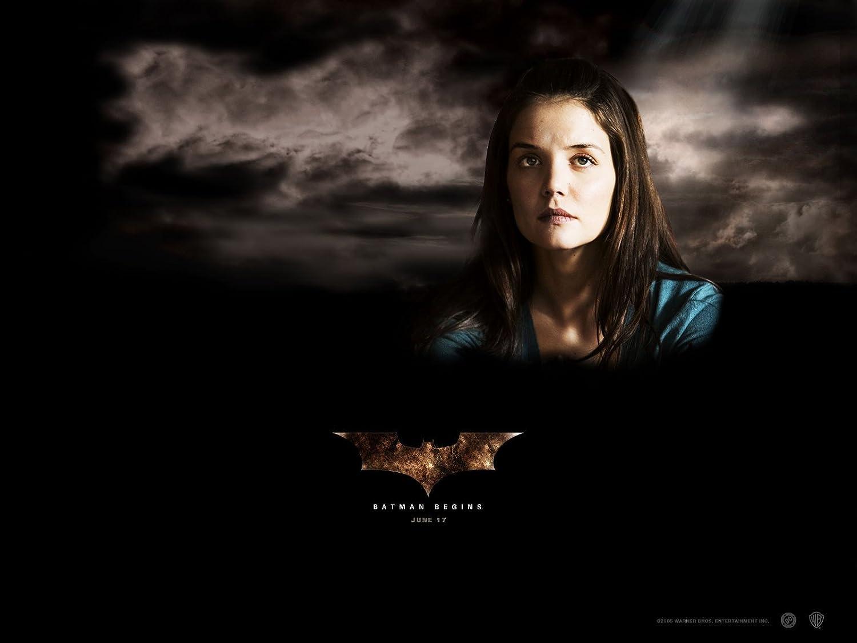 Posterhouzz Movie Batman Begins Batman Movies Katie Holmes