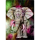 Adarl 5D DIY Diamond Painting Rhinestone Mandala Elephant Pictures of Crystals Diamond Dotz Kits Arts, Crafts & Sewing Cross Stitch