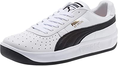 4db19b0d13b Amazon.com | PUMA Mens GV Special White | Fashion Sneakers