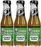 Taco Bell Verde Salsa Sauce-7.5 Oz-3 Pack