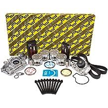 OK4026M/0/0/0 88-95 Honda CRX Civic Del Sol 1.5L SOHC 16V D15B1 D15B2 D15B7 D15B8 Master Overhaul Engine Rebuild Kit