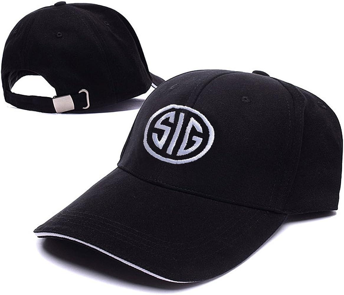 Sig Sauer armas de fuego Sig Logo ajustable gorras de béisbol ...