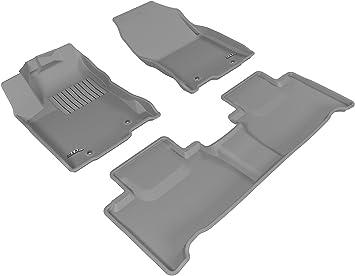 Beige GG Bailey D4473A-S1A-BGE Two Row Custom Fit Car Mat Set for Select Ford Focus Models Nylon Fiber
