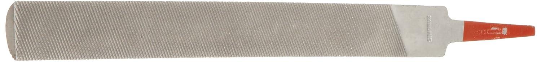 American Pattern Rectangular Chip Breaking 9//32 Thickness PFERD Hand File Coarse 1-1//32 Width 10 Length